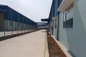 Cho thuê 2 kho xưởng riêng biệt diện tích 1900m2 và 2100m2 trong KCN Long Thành, huyện Long Thành