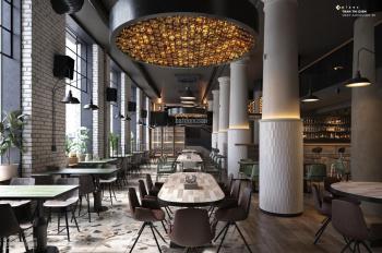 Cổ kính mặt phố Ngô Thì Nhậm, 45 m2 , 2 tầng, mặt tiền 5.5m, giá thuê 39 triệu/tháng, 0986226607