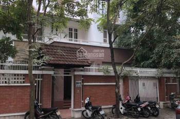 Chính chủ cho thuê biệt thự Nguyễn Thị Định - Cầu Giấy - 300m2 * 4 tầng - 80tr/tháng LH: 0934455563