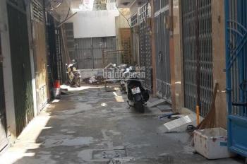 Nhà bán hẻm xe hơi đường Phan Huy Ích, P15, Q. Tân Bình. Giá 2.95 tỷ