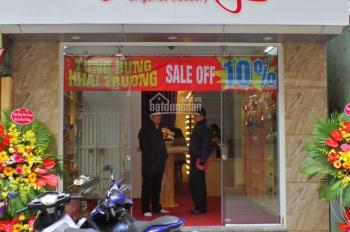 Cho thuê cửa hàng phố Cự Lộc, Thanh Xuân - gần Royal City giá 6 tr/tháng, mặt tiền 4m, DT 28m2