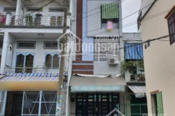 Nhà bán gấp Hồng Bàng gần cầu vượt Cây Gõ DT: 3.85x 14.4m