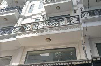 Cho thuê nhà tại đường Thống Nhất, Gò Vấp 4x15m trệt lửng 3 lầu, nhà mới nội thất như hình