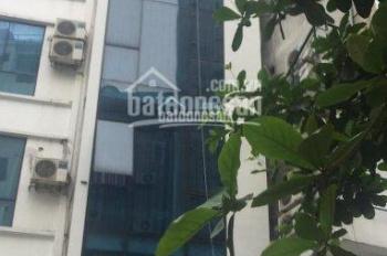 Cho thuê nhà ở Nguyễn Xiển, Thanh Xuân, DT: 75m2 x 7 tầng, tiện để ở, làm văn phòng, 40 triệu/tháng