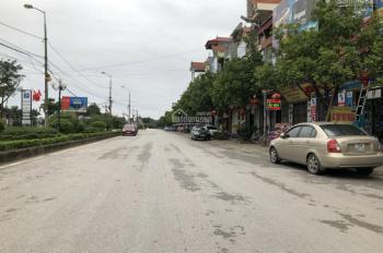 Bán nhà 2 tầng mặt phố kinh doanh, gần siêu thị, Diệp Linh Plaza đường Quốc Lộ 3 TT Đông Anh, TP HN