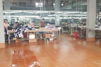 Cho thuê xưởng may Ninh Bình, 150 công nhân đang sản xuất