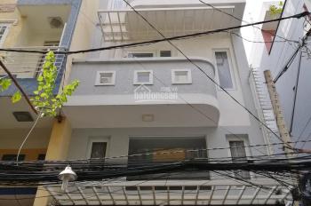 Quá Hot!!!Bán nhà hẻm Xe Hơi duy nhất P. Nguyễn Thái Bình, Quận 1 DT 140m2, trệt + 3 lầu giá 7,9 tỷ