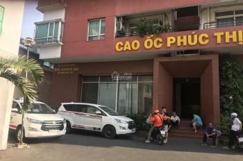 Bán căn hộ C - Tầng trệt Khu dịch vụ Siêu thị Cao ốc Phúc Thịnh - 341 Cao Đạt