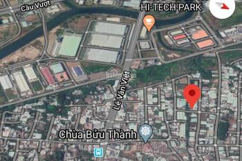 Bán nhà Quận 9, 1 trệt 1 lầu, 3PN, 70m2, thông Lê Văn Việt, kinh doanh tốt