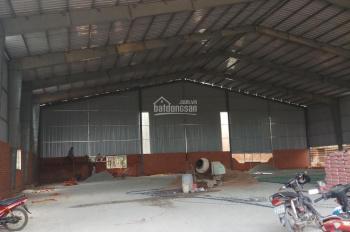 Cho thuê kho tại Tân Phước Khánh