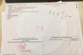 Chính chủ cần bán gấp lô đất KDC Vĩnh Phú 1, Bình Dương giá 3tỷ650