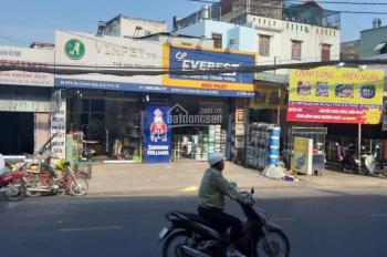 Cho thuê nhà MTKD đường Nguyễn Ảnh Thủ, quận 12 (8x16m) Cấp 4. Giá 55 tr/th