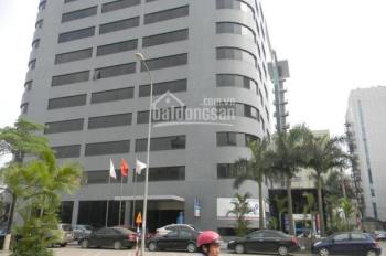 Cho thuê văn phòng hạng B tại tòa 3D Center, Duy Tân, Cầu Giấy. DT 170 - 400m2