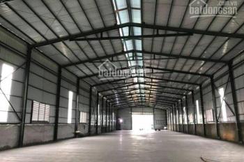 Cho thuê kho trong khu công nghiệp Deep C 5000m2