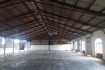 Cho thuê kho xưởng sản xuất, giá tốt nhất khu vực Tân Nhựt, huyện Bình Chánh, TPHCM. LH: 0946618676