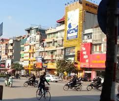 Cho thuê nhà mặt phố Xã Đàn, DT 60m2 x 4 tầng, MT 5 m, LH: 0922226138