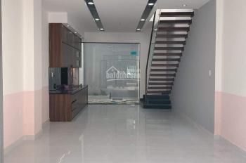 Bán nhà HXH đường Bà Hom, P. 13, Q. 6, DT: 4,5x15m NH 5,8m 1L mới giá 4,95 tỷ TL