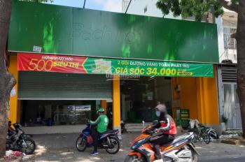 Cho thuê nhà ngang 8m mặt tiền đường Khuông Việt, Phường Phú Trung, Quận Tân Phú