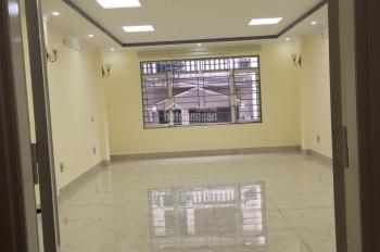 Cho thuê nhà mặt phố Mễ Trì Thượng, thông sàn thang máy, điều hòa DT 55m2 x 7T, giá 35 triệu/tháng