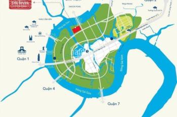 Căn hộ Thủ Thiêm view sông giá rẻ nhất 0927345134