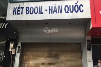 Cho thuê cửa hàng mặt phố Lạc Trung, DT 60m2, MT 3.6m, giá 26 triệu/tháng, đoạn đẹp ngay trường học