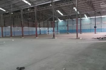 Cần cho thuê dài hạn kho, nhà xưởng mặt tiền đường Mã Lò, Phường Bình Trị Đông, Quận Bình Tân