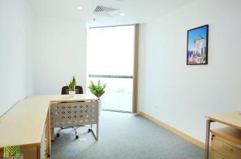 Cho thuê văn phòng trọn gói - full nội thất - Full Services
