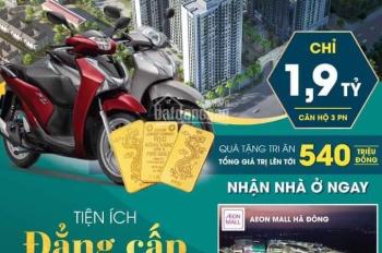 Chung cư cao cấp Anland Premium cạnh siêu thị Aeon Mall Hà Đông giá cực sốc