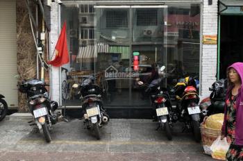 Bán nhà MT đường Nguyễn Công Trứ, Quận 1, DT 4.5x20m, giá 110 triệu/tháng LH 0387261083