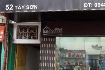 Cho thuê tầng 1 nhà mặt phố Tây Sơn, Đống Đa, Hà Nội