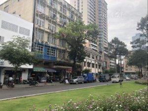 Cho thuê MT Hoa Đào, Phú Nhuận, 8x18m, hầm 4 tầng, 80 triệu/tháng, tiện mở spa, quán cafe, VP