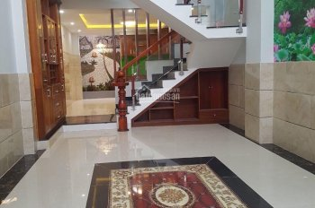 Bán nhà đường Lê Văn Quới, BTĐ. A, 4x14m đúc lệch tầng 4 tấm