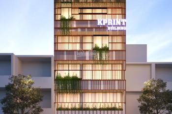 Cho thuê nguyên tòa văn phòng Quận Tân Bình, 8x12m, hầm + 5 lầu, 550m2 sàn, giá 110 triệu/tháng