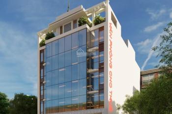 Cần cho thuê tòa nhà thiết kế hiện đại mặt phố đường 10(Nguyễn Công Trứ), TP Ninh Bình