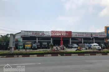 Cho thuê 1000 - 2000m2 mặt bằng kinh doanh tại TP Phúc Yên làm siêu thị - điện máy