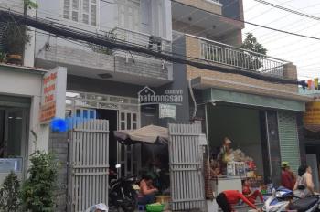 Bán nhà 1 trệt 2 lầu, mặt tiền đường 144, Tân Phú, có thể kinh doanh, buôn bán