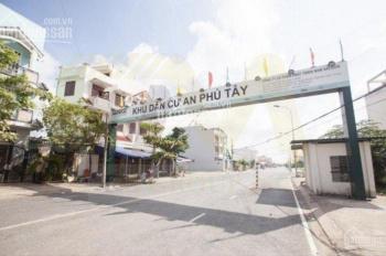 Cần bán đất nền KDC An Phú Tây, ngay trường học THCS Nguyễn Văn Linh, giá 15tr/m2, 0707.727.727 Hải