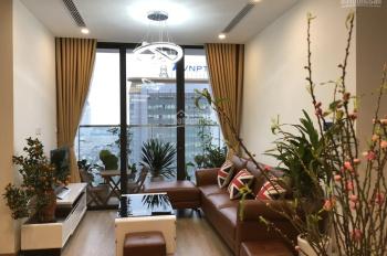 Cho thuê căn hộ 2PN full đồ đẹp tầng 15 tòa S2 Vinhomes Skylake Phạm Hùng, LH 0777.398.999