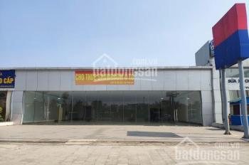 Cho thuê nhà mặt phố Lê Đức Thọ, siêu khủng 500m2, MT 30m, làm showroom, cửa hàng LH 0974585078