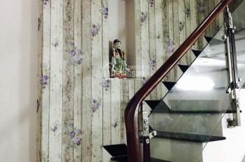 Bán nhà 2 mặt tiền đường Bình Thạnh 45m2 trệt 2 lầu giá rẻ