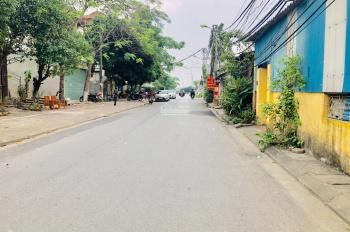 Bán 70m2 đất thổ cư lô góc 2 mặt đường tại trục chính Đông Dư, Gia Lâm, Hà Nội