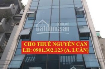 Nhà hầm 4 lầu 5x20m trống suốt, thang máy (DTSD 500m2) An Phú, Q2 0901.302.123 Luân Nguyễn
