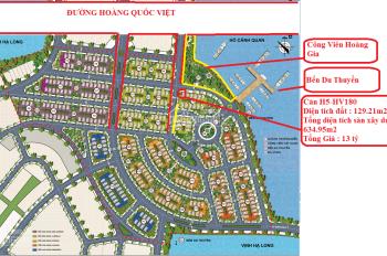 Aqua City - bán lô góc VIP nhất dự án
