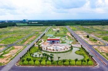 Bán đất Mega City 2, Nhơn Trạch mặt tiền đường 25C đang làm giá từ 6,5tr/m2 cam kết rẻ nhất khu vực