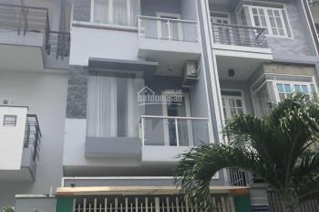 Cho thuê nhà mặt phố P.An Phú, Quận 2, đường Nguyễn Hoàng trệt, 3 lầu giá 35 tr/th. Tín 0983960579