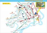 Cần bán gấp lô đất nền KDC Đảo Kim Cương, MT Long Thuận, Quận 9, 1,5tỷ/nền,DT 80m2.SHR, 0902767625