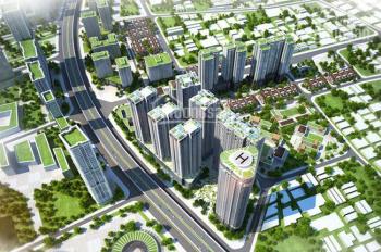 Cho thuê căn kiot của Vinaconex 2 khu đô thị Kim Văn Kim Lũ, 0979.121.536