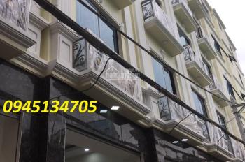 Bán nhà đường thông oto đỗ cửa, full nt như ảnh sát mặt phố Ngô Quyền gần KĐT Văn Khê 5 tầng*33m2