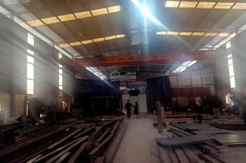 Cần chuyển nhượng 1200m2 nhà xưởng tại Hòa Lạc, Quốc Oai, Hà Nội