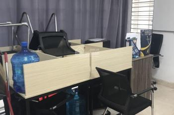 Văn phòng mặt tiền mới cho thuê D1 + D2 Bình Thạnh, set up hỗ trợ bàn ghế cho star up!